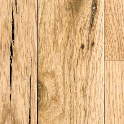 Red Oak Solid Unfinished Hardwood Flooring